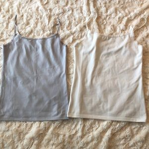 2 Ann Taylor camisoles: 2 for $10 or $5 each